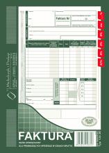 124-3E Faktura wzór uproszczony dla prowadzących sprzedaż w cenach brutto