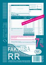 185-3N Faktura VAT RR