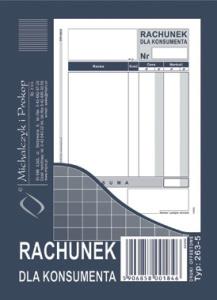 263-5 Rachunek dla konsumenta