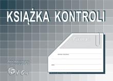 P10U Książka kontroli okł