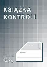 P11U Książka kontroli okł
