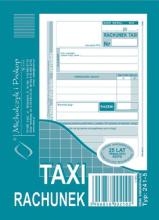 241-5 Rachunek taxi