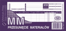 355-8 MM przesunięcie materiałów