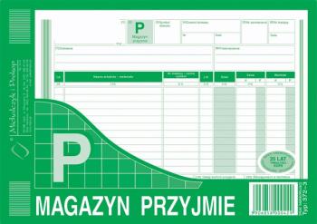 372-3 P magazyn przyjmie