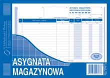 378-3 Asygnata magazynowa