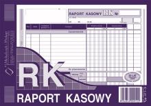 411-3 Raport kasowy