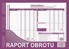 413-1 Raport obrotu