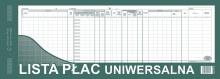 514-A Lista płac uniwersalna