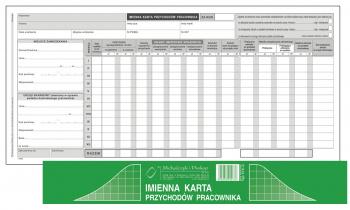 515-2 Imienna karta przychodów pracownika