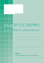 530-5 Książeczka zdrowia dla celów sanitarno-epidemiologicznych