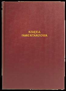 715-B Księga inwentarzowa