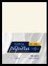 DZ112-C Karton ozdobny jeans kremowy