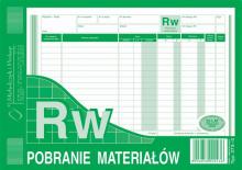 373-3 RW pobranie materiałów