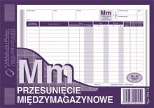 375-3 MM przesunięcie magazynowe