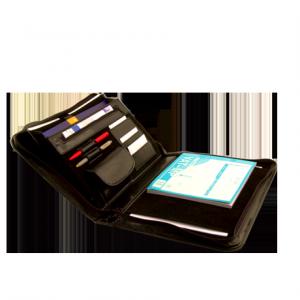 SV024 Teczka z zewnętrzną kieszenią